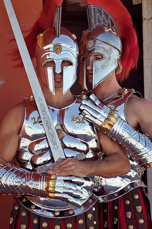תלבושות אבירים