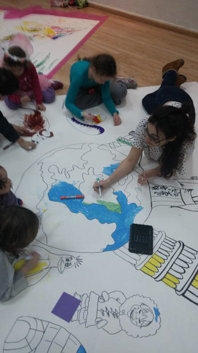 סדנאות יצירה לילדים