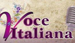 מופע מוזיקלי Voce Italiana