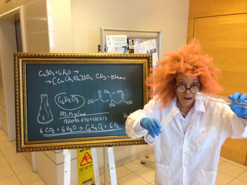 שחקנים לאירועים בדמויות מדענים - אלברט איינשטיין