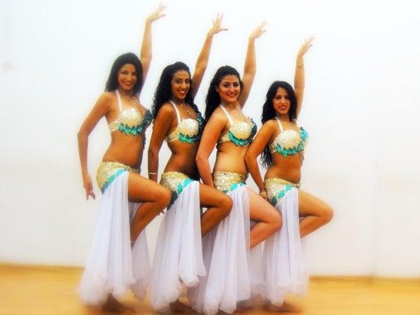 הרכב רקדניות בטן לאירועים - Oriental Dance