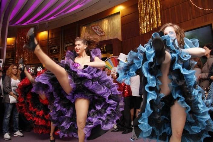רקדנים לאירועים - ZAZA