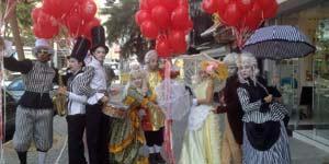 אמני תיאטרון רחוב - זאזא