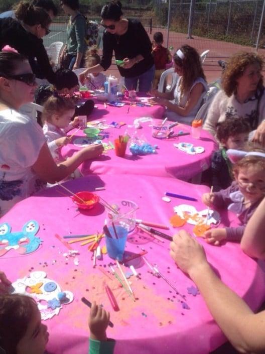 סדנאות יצירה - פסטיבל מהאגדות ביהוד