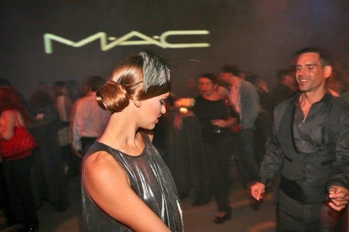 אירוע השקה ל MAC - קריאטיב אומנותי - ZAZA