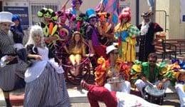 אמני זאזא בפסטיבל קיץ בפתח תקווה