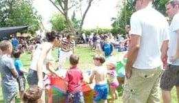 פסטיבל שבועות בצור משה