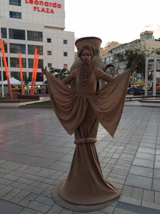 דמויות שטח - אירועי חוצות זאזא