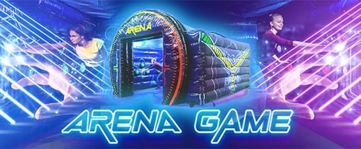 Arena Games by Zaza