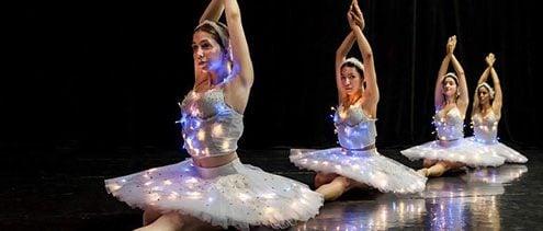 הרכב רקדניות בלט