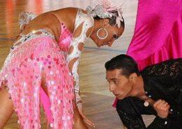 הופעות ריקודים סלוניים
