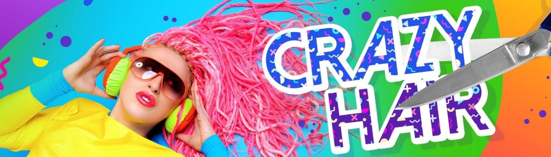 Zaza Crazy Hair