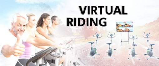 Zaza Virtual Riding