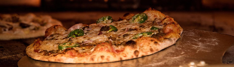 דוכני מזון לאירועים : פיצה בטאבון